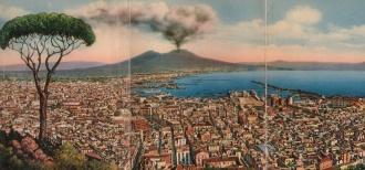 VesuvioVintagePostcard
