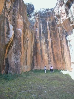 Chimtou deep quarry