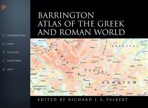 Romarch barrington atlas of the greek and roman world ipad app romarch barrington atlas of the greek and roman world ipad app review gumiabroncs Images