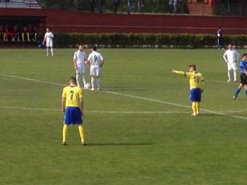 Kickoff between Castel Rigone and Ischia